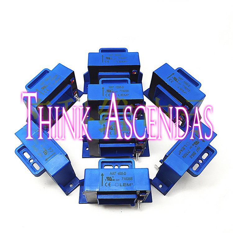 1pcs New Current Sensor HAT800-S / HAT1000-S / HAT1500-S ymf704c s ymf704 s qfp100 1pcs