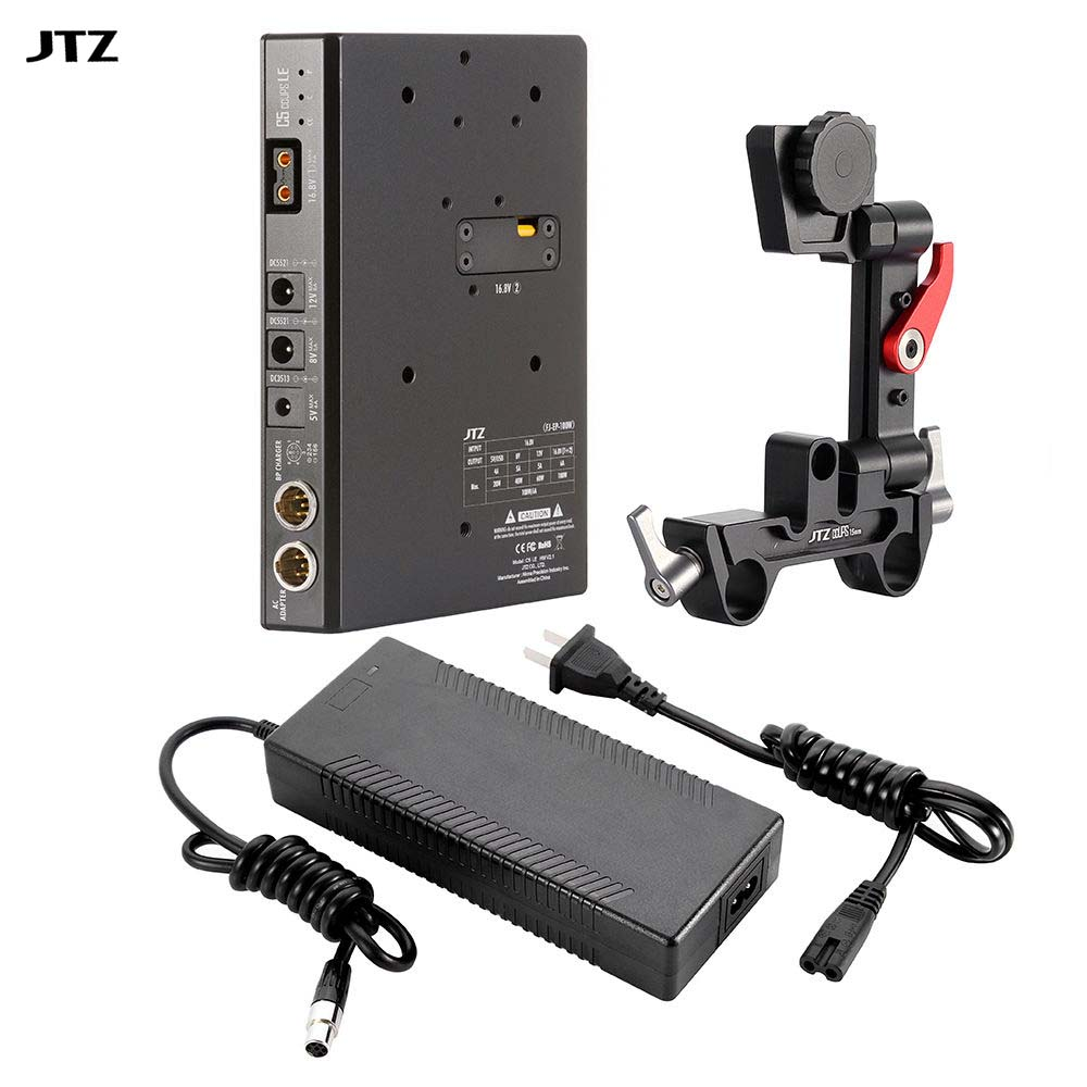 Jtz Dp30 C5 Ccups Le V Mount Battery Power Supply Dc Cable
