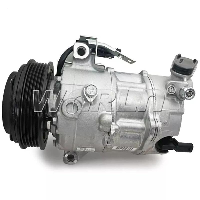 14 Cadillac Ats: AC Compressor 6SAS14C Parts 4471608170 4472809670 For Cadillac ATS 6SAS14C 2013-in Air
