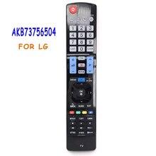 รีโมทคอนโทรลสำหรับ LG LCD LED HDTV Smart TV AKB73756504 AKB73756510 AKB73615303 AKB73756502 32 42 47 50 55 84 controle