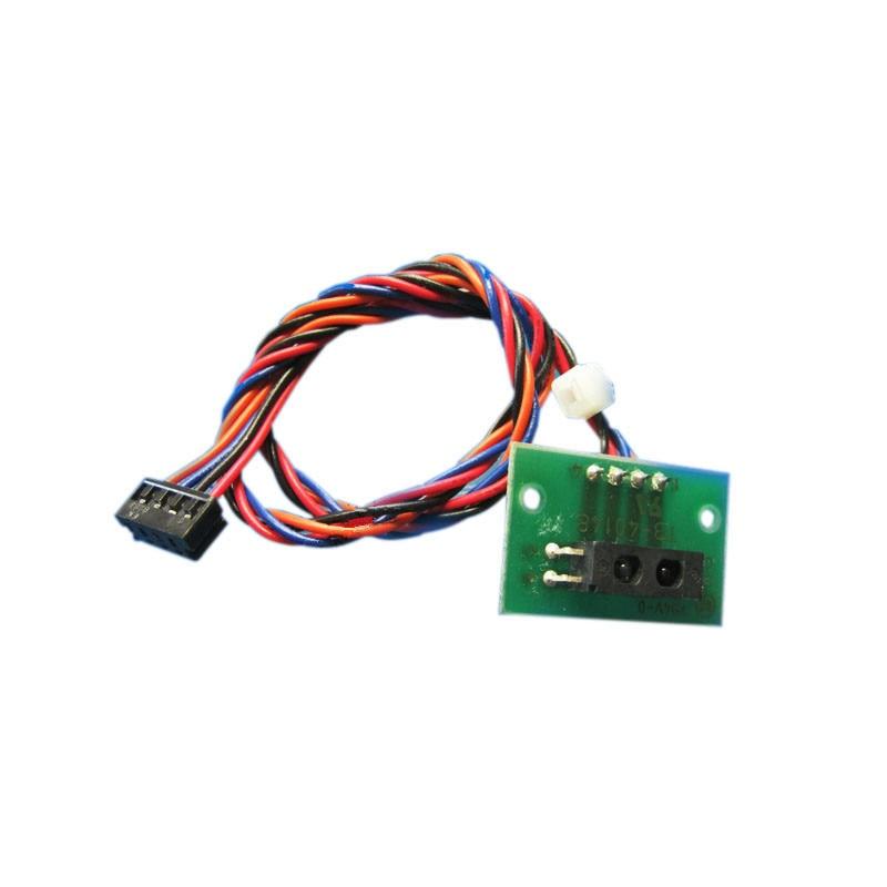 Original Mutoh RJ-900C/ RJ-901C/ RJ-900X/ RJ-901X/ VJ-120 / VJ-1304 / VJ-1304W Drafstation P_Rear Sensor Assy DF-48982 mutoh rj 900c 900x vj 1604 vj 1604w vj 1614 paper wider sensor