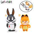 4gb 8gb 16gb 32gb 64gb Full Capacity Cartoon USB 2.0 USB Flash Drives USB Pen Drive 512M 256M 128M Original Memory Stick