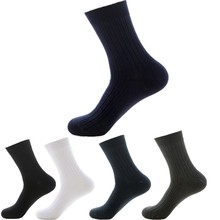 5 Pairs High Quality Casual Men's Business Socks For Men Breathable Cotton Socks Comfortable Long Socks For Spring Autumn Winter ограничитель ekf opv b1