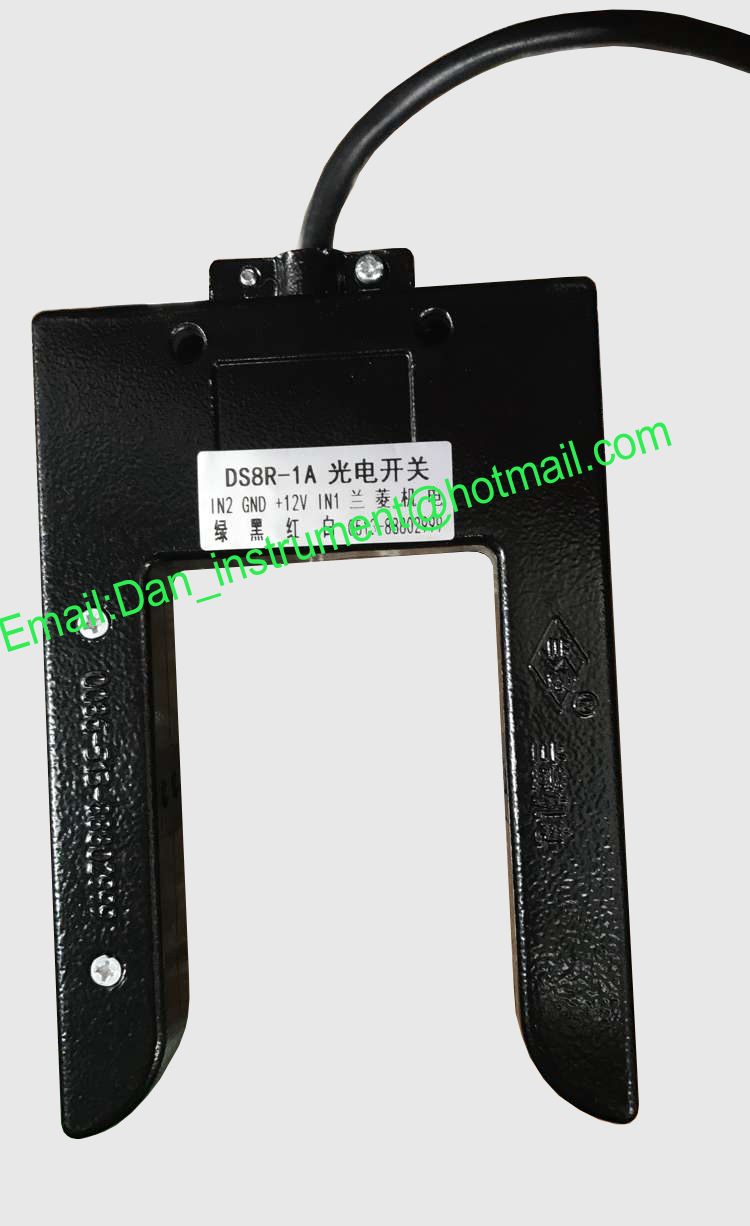 DS8R-1A Infrared ray Reflection-type sensor  for web guide control high quality web guide control system with color sensor and servo web guide controller