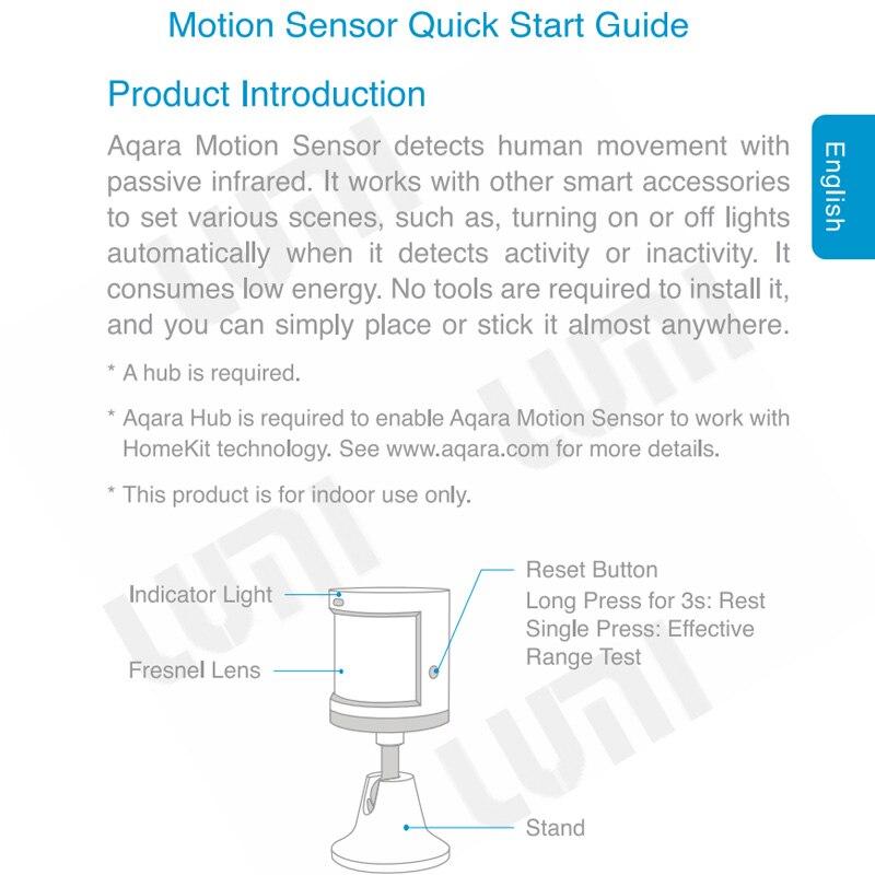 aqara sensor