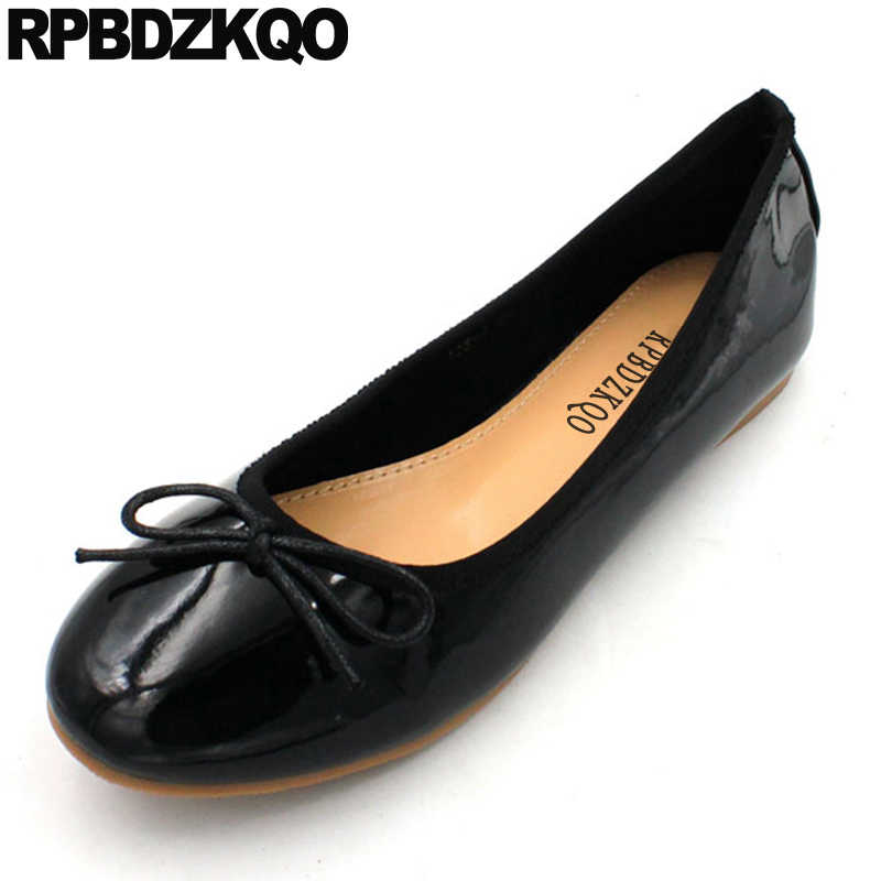 chinese black bow wedding ballet shoes