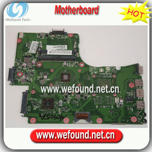 ФОТО 100% Working Laptop Motherboard for toshiba C655D V000225100 Series Mainboard,System Board