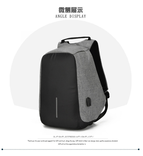 Anti Theft Backpack Bags