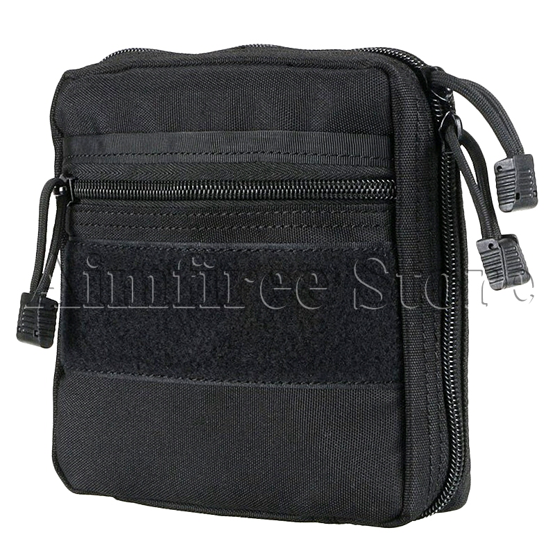 Military MOLLE Pouch Emergency Medical Kits First Aid Survival Pouch Multi EDC Gadget Bag Pocket
