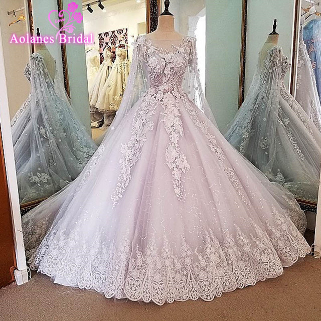 Arabic Muslim Beautiful Sleeveless Hijab Wedding Dress With Wraps Lace Applique Vestido De Noiva 2017 New