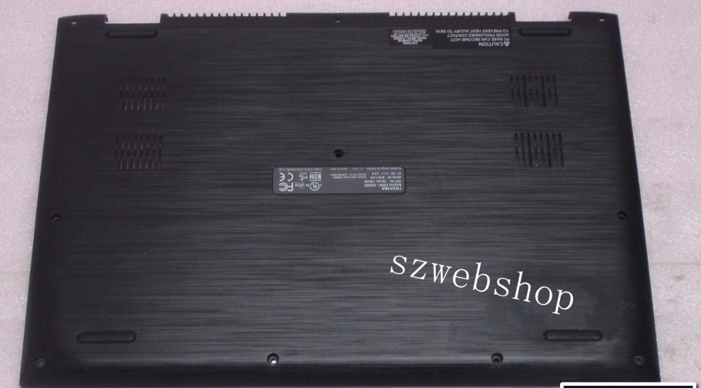 H000089560 new for Toshiba E45W-C E45W-C E45DW-C E45W-C4200 E45W-C4200D E45DW-C4210 E45W-C4200X Bottom cover base case D shell