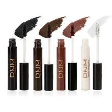 Natural Professional Waterproof Colorful Mascara Eyes Cosmetics Eyelash Extension Brown White Curling Party Makeup Tools
