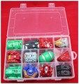 2017 Nova 18 pcs Cápsula dragon ball Envio Aleatório Não repetir 3.5 cm de Ação Figuras de Brinquedo Deformação Livre Cartões Para Presente original caixa