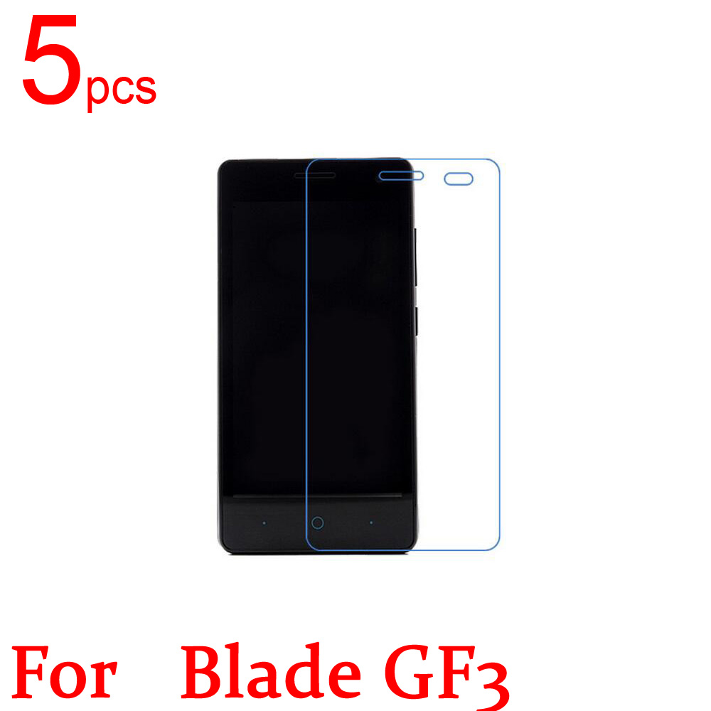 ZUCZUG Screen Protector Tempered Glass For ZTE Blade X3 X7
