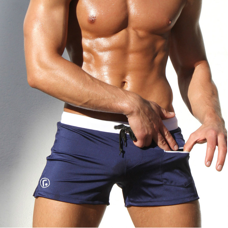 Popular Trunks Men Swim-Buy Cheap Trunks Men Swim lots from China ...