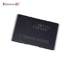 20 قطعة/الوحدة TC58NVG0S3HTA00 58NVG0S3HTA00 TSOP48