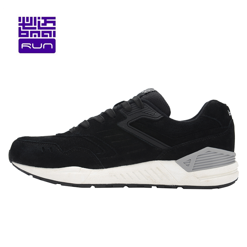 Limited 2017 Winter Mens Cushioning Running Shoes for Men Breathable Athletic Leather Sneakers Low Lace-up Outdoor Sports Shoes glowing sneakers usb charging shoes lights up colorful led kids luminous sneakers glowing sneakers black led shoes for boys