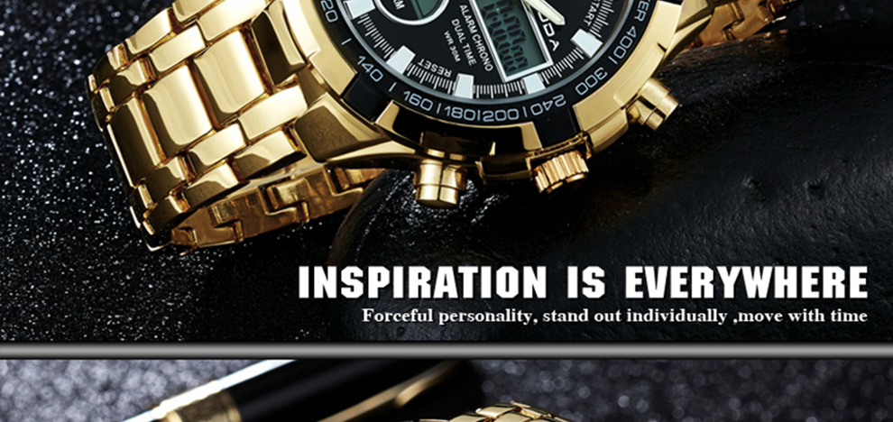 Digital Watches Watches Forceful Skmei Fashion Outdoor Sport Watch Multifunction Led Display Watches 5bar Waterproof Digital Watch Reloj Hombre