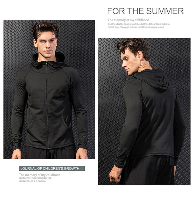 Detalle Comentarios Preguntas sobre Los hombres Running chaquetas de ... bde85907dae2a