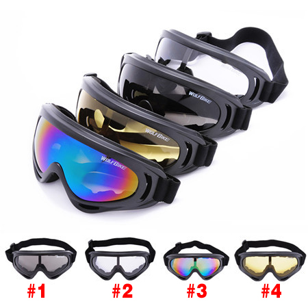 Outdoor Cycling Glasses Prevent Mirror Goggles Skiing Motorcycle Mirror SS