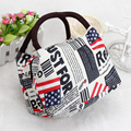 New FashionNew Lunch Bag Lunchbox Women Handbag Waterproof Picnic Bag Lunchbox For Kids Adult
