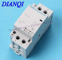 Kohtaktop partida auxiliar стартера din-рейку контактор бытовой переменного тока p де