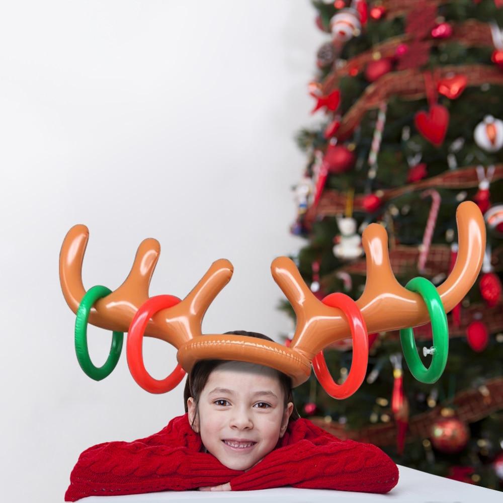052fd6d2970d6 top 8 most popular christmas reindeer antler hat list and get free ...