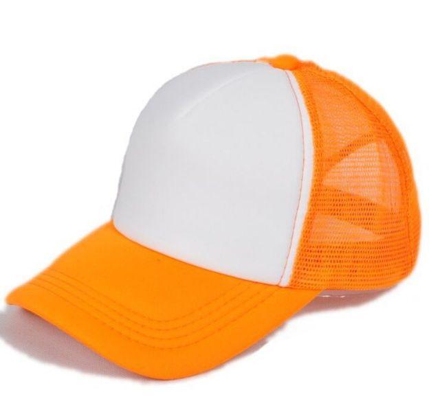 Orange Baseball net 5c64f225d7efa