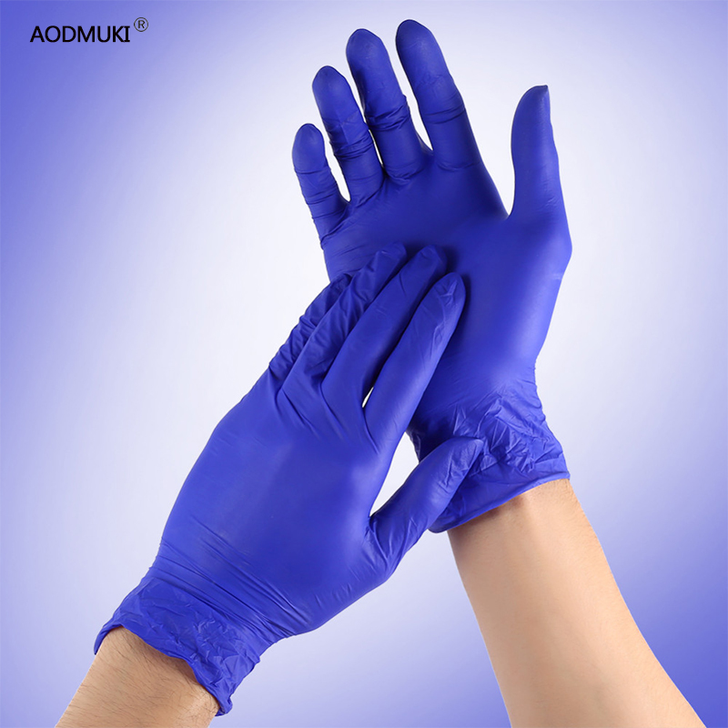 50/100pcs lot Multifunctional Home Silicone Gloves Disposable Latex Universal Cleaning   Food Medical Cosmetic Disposable Gloves-in Household Gloves from Home & Garden
