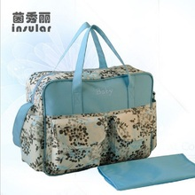 Insular Mother Bags Baby Diaper Stroller for Mom High Quality  fashion Mummy Free Shipping