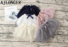 AJLONGER Baby Skirts For Girls Sweet Tutu Skirt Toddler Party Kawaii Kids Skirt Children's Clothing