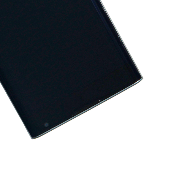 For BlackBerry Priv STV100-1/2/3/4  Touch Screen Digitizer Lcd Display With Frame  Black Assembly Replacement Free Shipping