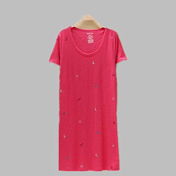 Vetement Femme Cotton Women font b Nightgowns b font New 2016 font b Nightgown b font