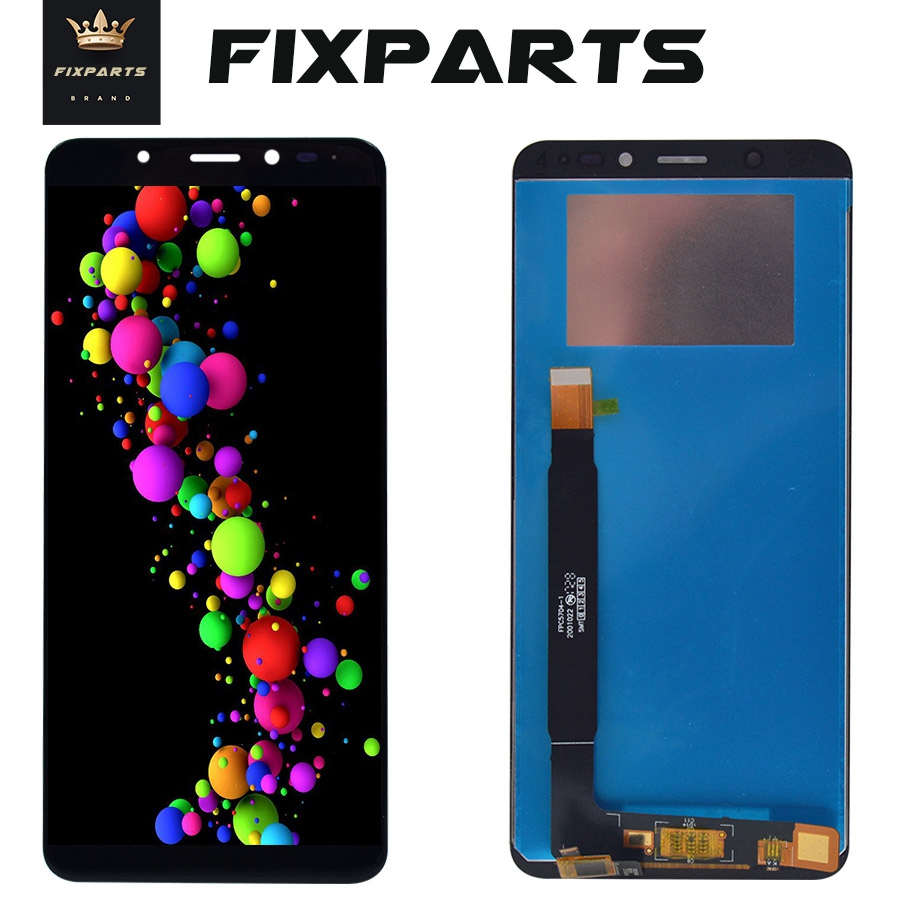 Original Tested Wiko max LCD view XL Display Wiko View Lite Touch Screen Digitizer Assembly Replacement Rainbow Wiko View LCDOriginal Tested Wiko max LCD view XL Display Wiko View Lite Touch Screen Digitizer Assembly Replacement Rainbow Wiko View LCD