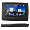 Обновление 256 М Ram + HD Экран! Fodsports Марка 5 ''Водонепроницаемый IPX5 Bluetooth GPS Навигатор Навигация + 8 ГБ + FM + Карты