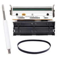 1pcs Testina di Stampa Della testina di Stampa + Rullo + Stampante da Cintura G79056-1M 79056M Compatibile per zebra Z4M S4M 203dpi stampante termica Per Etichette
