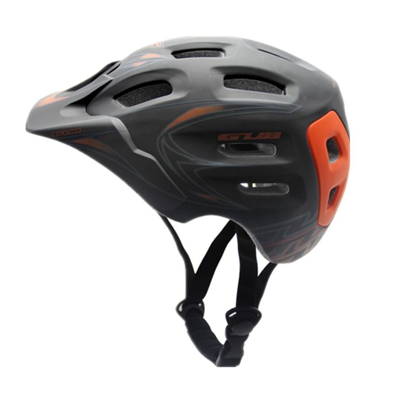2 Size GUB Brand Round Mountain Bike Helmet Men Women Sports Accessories Capacete Casco Strong Road MTB Bicycle Cycling Helmet universal bike bicycle motorcycle helmet mount accessories