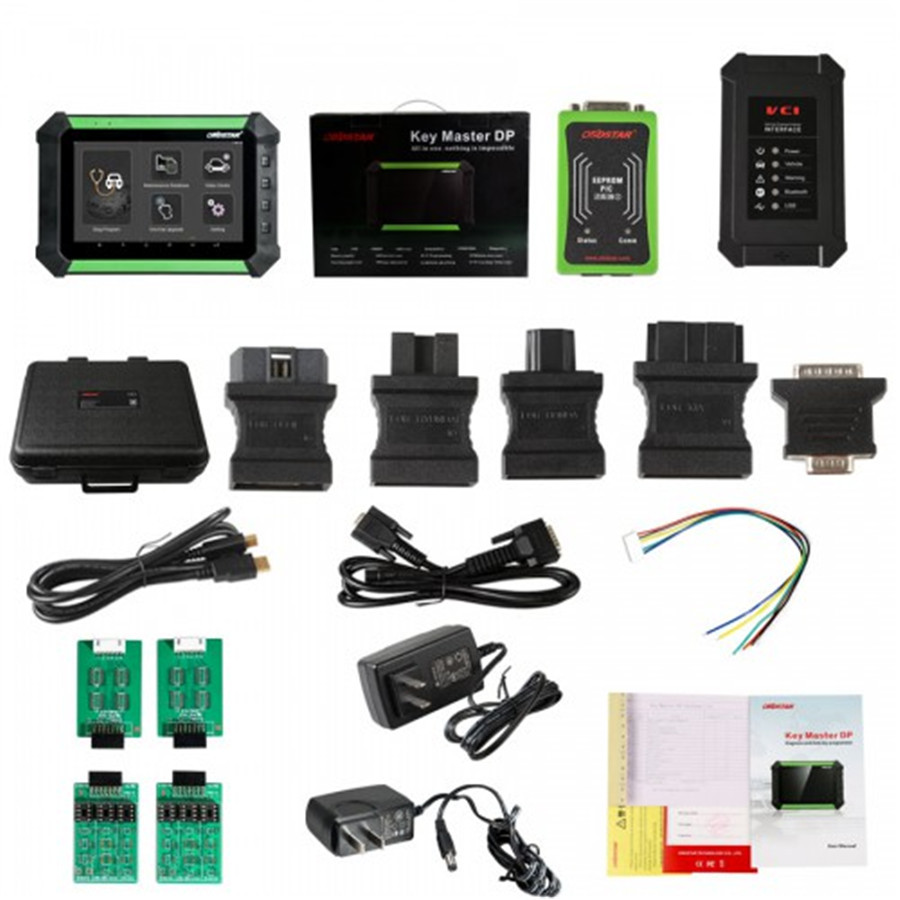 OBDSTAR X300 DP X300DP Tablet Automatic Diagnosis System and Key Programming Tool Update Online linux system programming