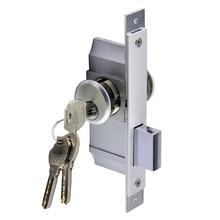 1Pcs Heavy Metal Push Door Lock Steel Aluminum Alloy Door Lock Company Floor  Door Glass Door