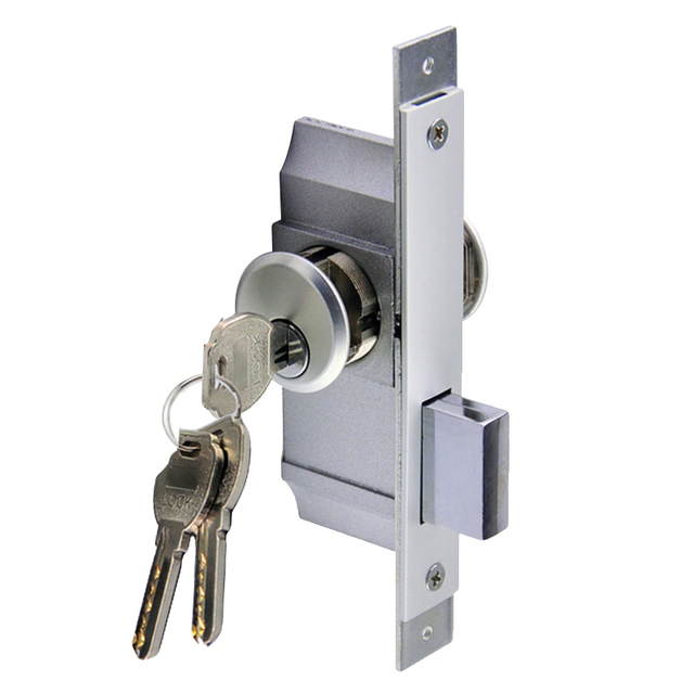 Superbe 1Pcs Heavy Metal Push Door Lock Steel Aluminum Alloy Door Lock Company Floor  Door Glass Door