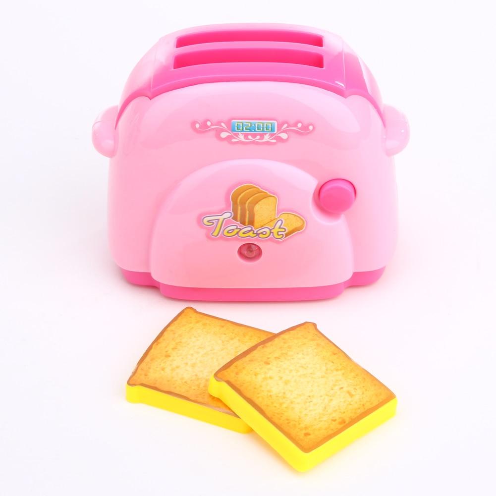 2017-Baby-Kitchen-Toys-Mini-Toaster-with-Light-Classic-Toys-Pretend-Play-Kitchen-Toys-for-Children-Kids-Boys-Pink-Kitchen-Toy-2