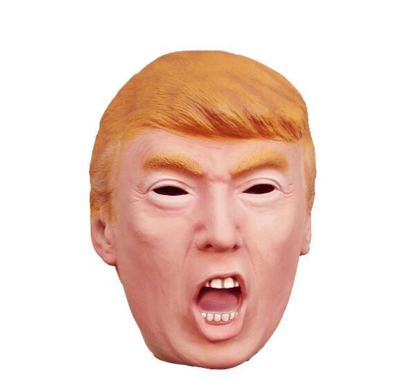 Donald Trump pantalones vestido de fiesta paseo en Me trajes de mascota llevar de nuevo juguetes novedad fiesta de Halloween diversión ropa de Cosplay disfraz - 6