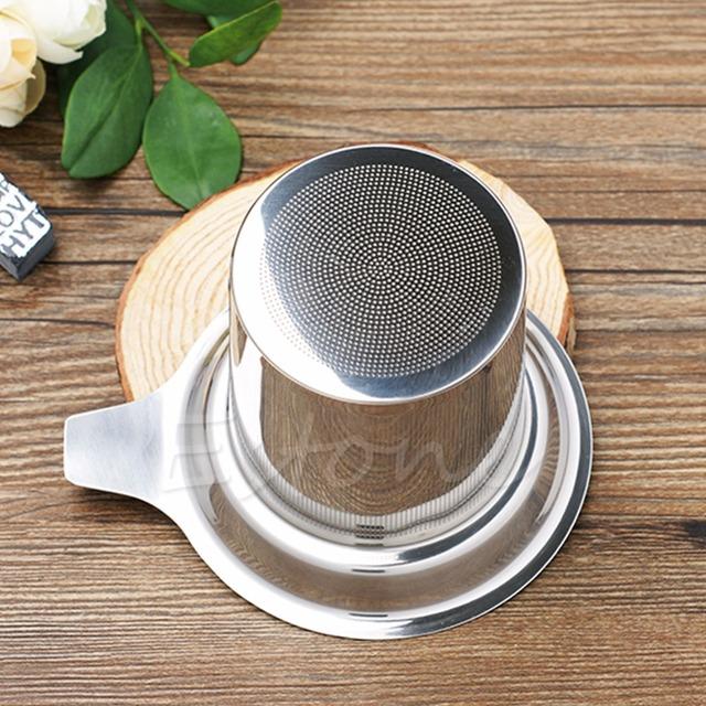 Stainless Steel Mesh Tea Infuser Reusable