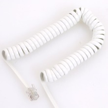 ABS телефонный кабель медный четырехжильный телефонный шнур универсальный телефонный кабель телеконференции