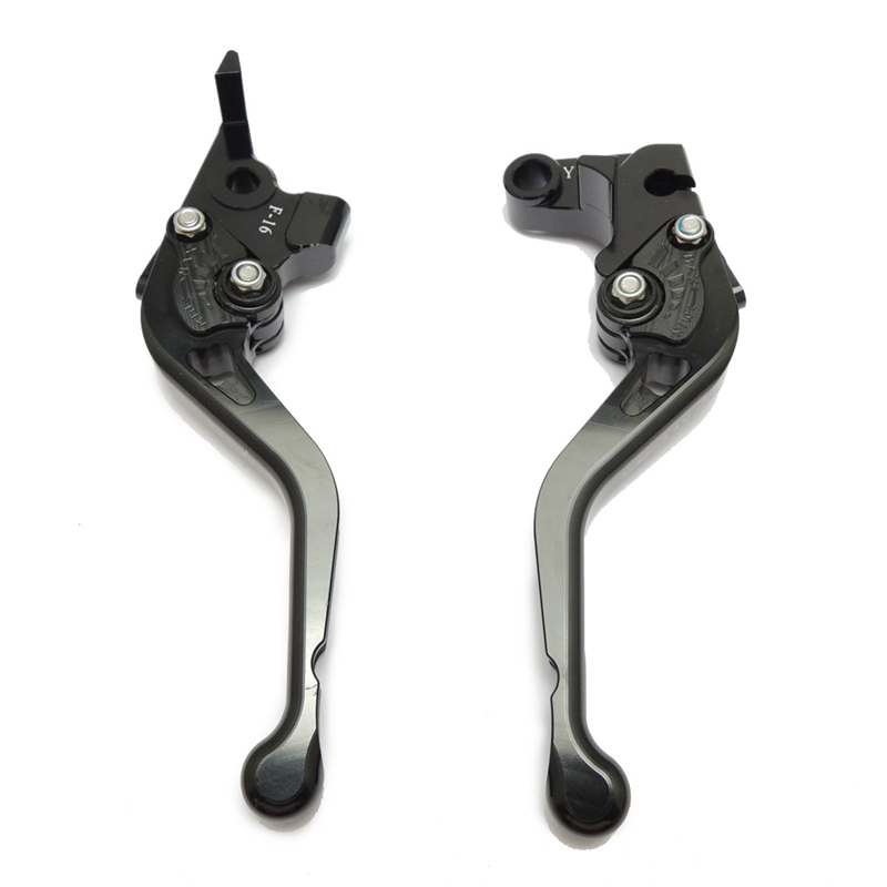 KEMiMOTO MT 07 MT07 CNC Motorcycle Short Brake Clutch Levers for YAMAHA MT 07 FZ 07