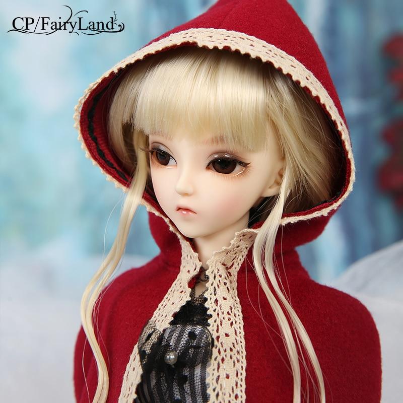 Fairyland Minifee Risse ตุ๊กตา 1/4 sd/bjd fullset รุ่น tsum bb ของเล่นสำหรับหญิง msd fairyline delf moeline ของขวัญเรซิ่น-ใน ตุ๊กตา จาก ของเล่นและงานอดิเรก บน   1