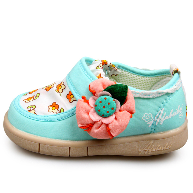 Menina da criança Sapatos de Sola De Borracha Macia Mocassim Bebê Primeiros Caminhantes Sapato Infantil Menina Infantil Baby Girl Shoes 503008