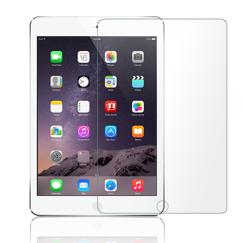 Screen Protector For Apple iPad mini <font><b>1</b></font> 2 3 Tempered Glass For Ipad Pro <font><b>10</b></font>.5 Screen Film For Ipad PRO 9.7 Protective Film Guard image