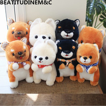 1Pcs 30/40cm Cute Soft Shiba Inu Dog Animal Plush Toys Baby Kid Toy Gifts Home Decoration