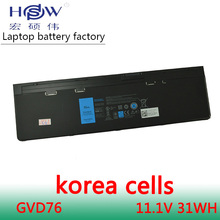 11.1V 31WH genius original laptop battey FOR DELL Latitude 12 7000-E7240 Latitude E7240 Batteria  Latitude E7250 Latitude E7440 original free shipping brand new us keyboard with backlit for dell latitude e7240 e7440 laptop